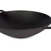 Jim Beam Cast Iron Wok - Ships Same/Next Day!