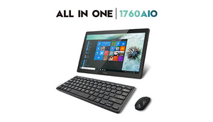 iView 1760AIO All in One Computer/Tablet - Ships Same/Next Day!