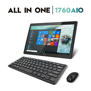 "iView 1760AIO All in One Computer/Tablet - Use Promo Code ""PC20"" to take $20 Off - Ships Same/Next Day!"