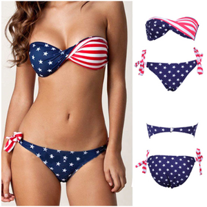 All American Bikini - Ships Same/Next Day!