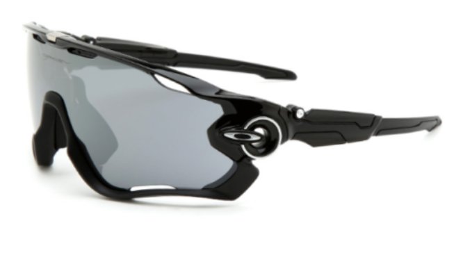 Oakley Asian Fit Polished Black/Black Iridium Lens Jawbreaker Sunglasses - Ships Same/Next Day!