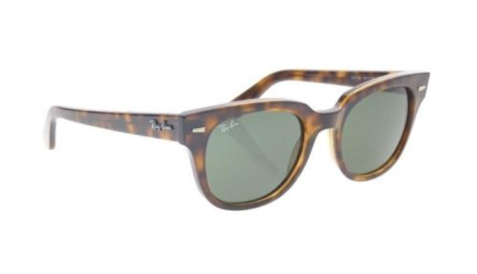 Ray-Ban Women's Wayfarer Sunglasses (RB4168 710/51) - Ships Same/Next Day!