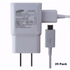 WHOLESALE PRICING: 25 to 100 Pack - Samsung Fast Charger + Charging Cable (Final Sale)!