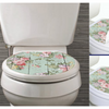Removeable Toilet Tattoos: No Adhesive - Ships Same/Next Day!