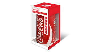 Coca-Cola Can Bluetooth Speaker w/ FM Radio, Micro SD, USB, AUX - Ships Same/Next Day!