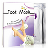 2 Pairs: Exfoliating Foot Mask Peel For Dry Callused Skin - Ships Same/Next Day!