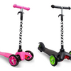 Den Haven Scooter for Kids - Choice of Black or Pink - Ships Same/Next Day!