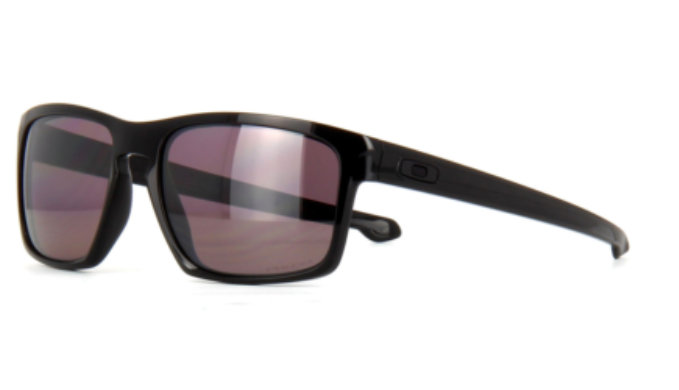 Oakley Sliver Prizm Daily Polarized Sunglasses (OO9262-07) - Ships Same/Next Day!