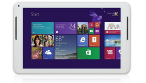 "iView 10.1"" HD Windows 8.1 Tablet w/ Keyboard Case (Refurbished) - 16GB or 32GB Options - Ships Same/Next Day!"