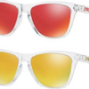 Oakley Frogskins Crystal Collection Sunglasses (OO9245) - Ships Next Day!