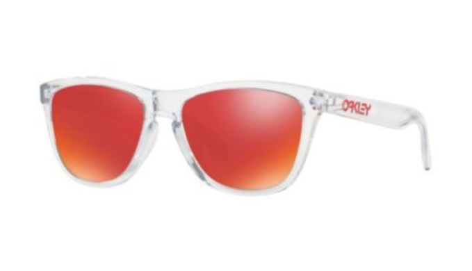 949e583298f Oakley Frogskins Crystal Collection Sunglasses (OO9245) - Ships Next Day!