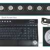Seal Shield Spillproof Multimedia Keyboard - Water Resistant & Rugged - Ships Same/Next Day!