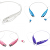 Water Resistant Bluetooth Behind-the-Neck Stereo Headset - Assorted Colors - Ships Same/Next Day!