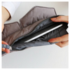 Slim Bag-In-Bag Organizer For Tablets - Assorted Colors - Ships Same/Next Day!