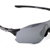 Oakley EVZero Path Polished Black / Black Iridium Sunglasses - Ships Same/Next Day!