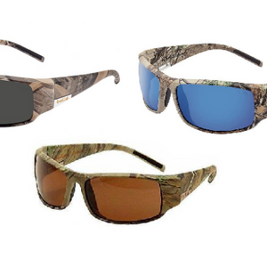 Bolle King Polarized Unisex Camo Sunglasses - [Top Shades on Amazon] - Ships Same/Next Day!