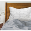 The ONLY Pillow - Bamboo Luxury Queen Pillow w/ Adjustable Fill Technology - Ships Same/Next Day!
