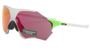 Oakley EVZero Range Green Fade Edition Prizm Field Sunglasses (OO9327-09) - Ships Same/Next Day