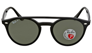 Ray-Ban Polarized Round Classic Sunglasses (RB4279 601/9A 51mm) - Ships Same/Next Day!