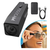 Mini HD Camera: Attaches to Glasses or Bike - Ships Same/Next Day!