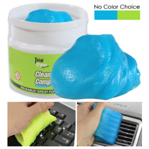 High-Tech No Residue Cleaning Slime - Ships Same/Next Day!