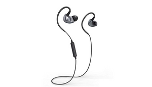 SOUL SS19 Wireless Bluetooth 4.2 Sports Earphones w/ Built-in Mic and Carry Pouch - Ships Same/Next Day!