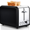 Stainless Steel Two-Slice Toaster - Ships Same/Next Day!
