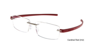 Tag Heuer Reflex 3 Cardinal Eyeglasses RX Frame (TH3941 012 56mm) - Ships Same/Next Day!