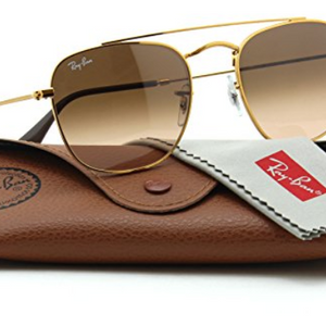Ray-Ban Brown/Copper Unisex Sunglasses - Ships Same/Next Day!