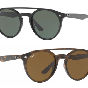 Ray-Ban Double Bridge Sunglasses (RB4279) - Ships Same/Next Day!