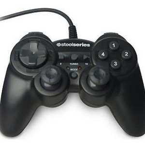 WHOLESALE DEAL PRICE DROP: SteelSeries 3GC Dual Vibration Game Pad Controller for PC & MAC (Manufacturer Refurbished) - Ships Quick!