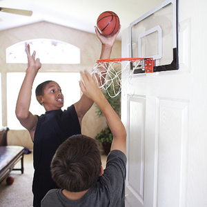 Redline Pro Sports Mini Backetball Hoop With Ball And Pump - Perfect for Home/Office - Ships Next Day!