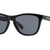 Oakley Frogskins Warehouse Clearance Sale (Store Display) - Ships Next Day! Polished Black