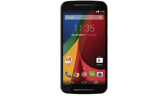Motorola Moto G (2nd generation) Unlocked 8GB Cell Phone - Ships Next Day!
