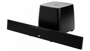 PRICE DROP: Polk Audio SurroundBar 5000 Instant Home Theater Soundbar + Wireless Subwoofer (Manufacturer Recertified) - Ships Next Day!