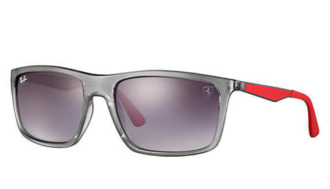 f0e00db8b725 Ray-Ban Scuderia Ferrari Sunglasses (RB4228 Red or Yellow) - Ships Next Day