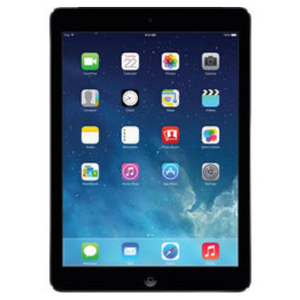 "Apple 9.7"" iPad Air Wi-Fi - Your Choice: Color & Capacity (Certified Refurbished) - Ships Next Day!"