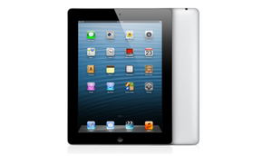 "Apple iPad 4th Generation 9.7"" Tablet with WiFi - Your Choice: Color & Capacity (Certified Refurbished) - Ships Next Day!"
