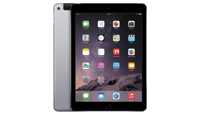 "Apple iPad Air 2 16GB 9.7"" Tablet (Certified Refurbished) - Ships Next Day!"