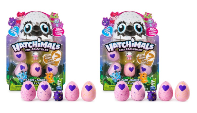 Pack of 2: Hatchimals CollEGGtibles Season 2 (10 Hatchimals Included) - Colors & Styles Vary - Ships Next Day!