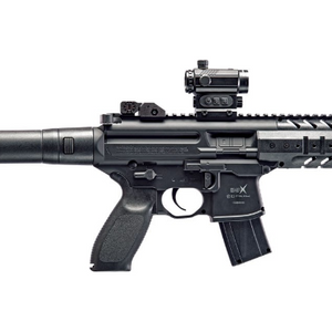 HUGE Price Drop: Sig Sauer MPX .177 Cal Co2 Powered (30 Rounds) SIG20R Red Dot Air Rifle!