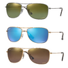 Ray-Ban Polarized Chromance Aviator Sunglasses - Ships Next Day!