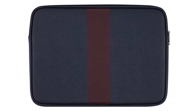 "GIFT FOR HIM: Jack Spade Sleeve for 13"" MacBook Pro, 13"" MacBook Air, and other 13"" Laptops (Bulk Packaging) - Ships Next Day!"