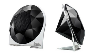 Unique Gift: Hercules XPS Diamond 2.0 USB Multimedia Speakers - Ships Next Day!