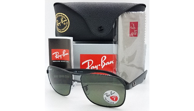 3d0de9dac9 Ray-Ban Polarized Highstreet Sunglasses (RB3516 006 9A) - Ships Next ...