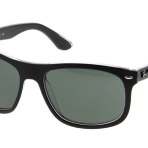 Ray-Ban Highstreet Classic Black Frame Sunglasses (RB4226 605271) - Ships Next Day!