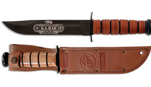 KA-BAR 120th Anniversary USMC Knife - Ships Next Day!