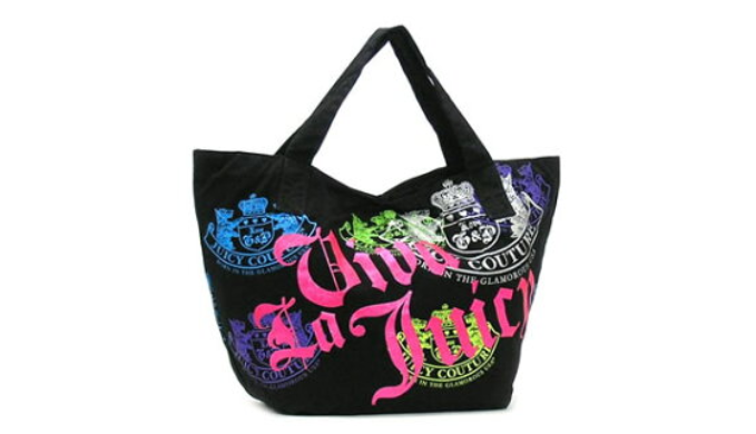 "Juicy Couture ""Diva La Juicy"" Tote Bag - Ships Next Day!"