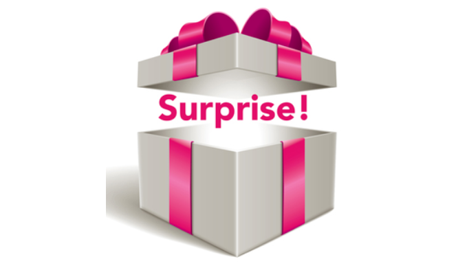 Surprise! Receive A Gemstone Sterling Silver Mystery Ring - Ships Next Day!