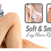 Painless Portable Leg Hair Remover - Ships Next Day!